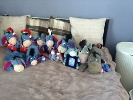 Disney soft toys for sale all in Excellent condition