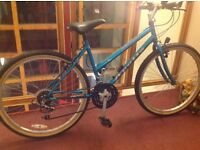 Great condition ladies bike