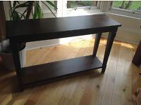 Ikea Markor console