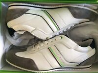 Hugo Boss Trainers size 11 (uk) Brand New 100% Genuine