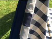 Caravan Windbreak with Awning Rail strip now sold