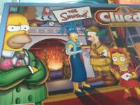 Cluedo Simpsons version as new