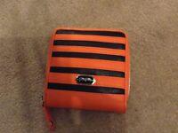 Folli Follie orange purse/wallet BRAND NEW with tags.