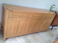 Marks and Spencers Sonoma sideboard (3 doors)