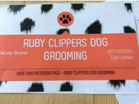 RUBY CLIPPERS DOG GROOMING