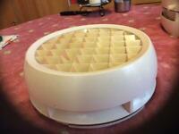 Window mount for 9in Ventaxia window extractor fan