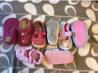 Girls shoe bundle 3.5 to 4