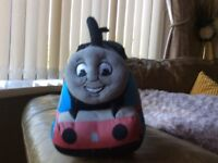 Thomas the tank teddy! Perfect for ages 1-6!