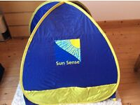 Sun Sense sun tent with carrier, perfect condition