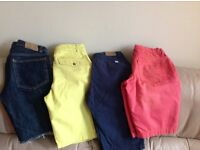 Bundle of boy's shorts 12/13