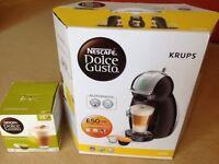 KRUPS NESCAFÉ GUSTO COFFEE MACHINE. Never used