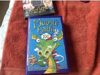 Muddle Earth children's book (Paul Stewart&Chris Riddell £2