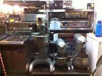 HOBART MIXER 20 LT , CATERING COMMERCIAL FAST FOOD PIZZA BAKERY RESTAURANT PUB BAR KITCHEN SHOP