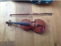 Stentor violin 3/4 size for sale