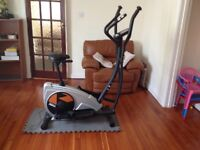 Cross Trainer (barely used) by YORK FITNESS