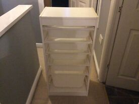 Ikea Storage unit with drawers