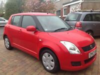 Suzuki swift 1.3,one lady owner.