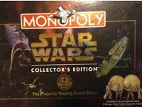 Monopoly Star Wars collectors edition