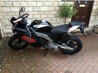 Aprilia RS4 125cc, Unmarked, perfect condition