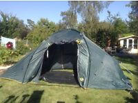 Tent. Khan Galaxy 400