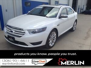 2014 Ford Taurus Limited PST PAID
