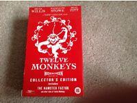 Twelve Monkeys Collectors edition in excellent condition