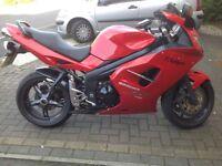 Triumph sprint 1050 2007
