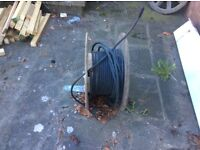 Approx 20metres SWA cable 1.5mm core 3 core . Good condition left over from a lighting job.