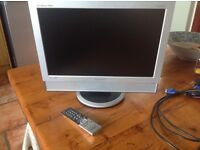 Samsung Syncmaster940w LCD TVs monitor. In good condition.