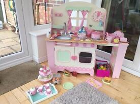 Child's play kitchen & Early Learning Centre toy sets