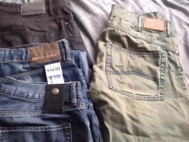 Boss, Armani and Versace Jeans for sale- £20 each ONO