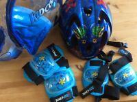 KidCool Child's Bike Helmet Set *Size XS 48-52cm*