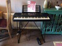 Yamaha Portatone PSR-225 electronic keyboard £50 ono