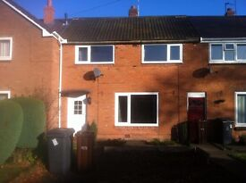 TWO BEDROOM HOUSE TO LET ( NO LONGER AVAILABLE)
