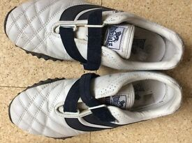 Lonsdale Leather Trainers Size 8 (42)