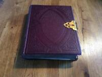 Holy Bible, Brown's Self Interpreting Family Bible, C1890+