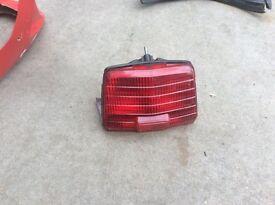 Rear back light cbx 750