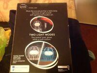 Brand new sphere light.