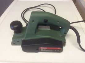 BOSCH PHO 100 CORDED PLANE WITH DUSTBAG 450W