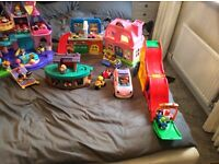 Fisher Price Little People toy selection
