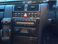 "Amg e55 estate S reg new mot fsh just serviced Bose xenons tidy car 18"" monoblock alloys"