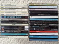 81 Music CD's all original and in excellent condition
