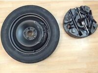 Ford C-Max space saver wheel and kit