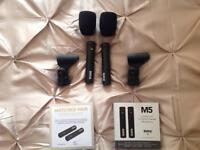 Rode M5 Small Condenser Microphones