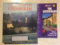 JOBLOT of Cotswold Books