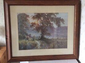 David Dipnall framed print
