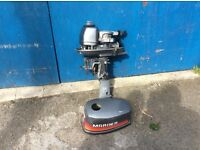 Outboard engine spares or repair