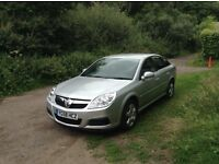 VAUXHALL VECTRA EXCLUSIVE 1797CC SILVER