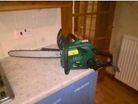 Qualcast chainsaw