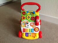 Vtech Baby Walker Two Available